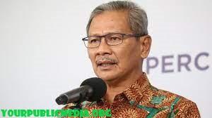 Achmad Yurianto Dapat Apresiasi Public Relation of The Year