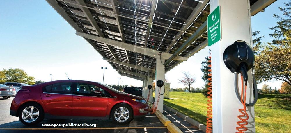 Utilitas Massachusetts mengusulkan rencana untuk meningkatkan infrastruktur kendaraan listrik