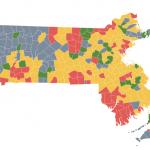 Lebih dari 90% cluster COVID Massachusetts terjadi di rumah
