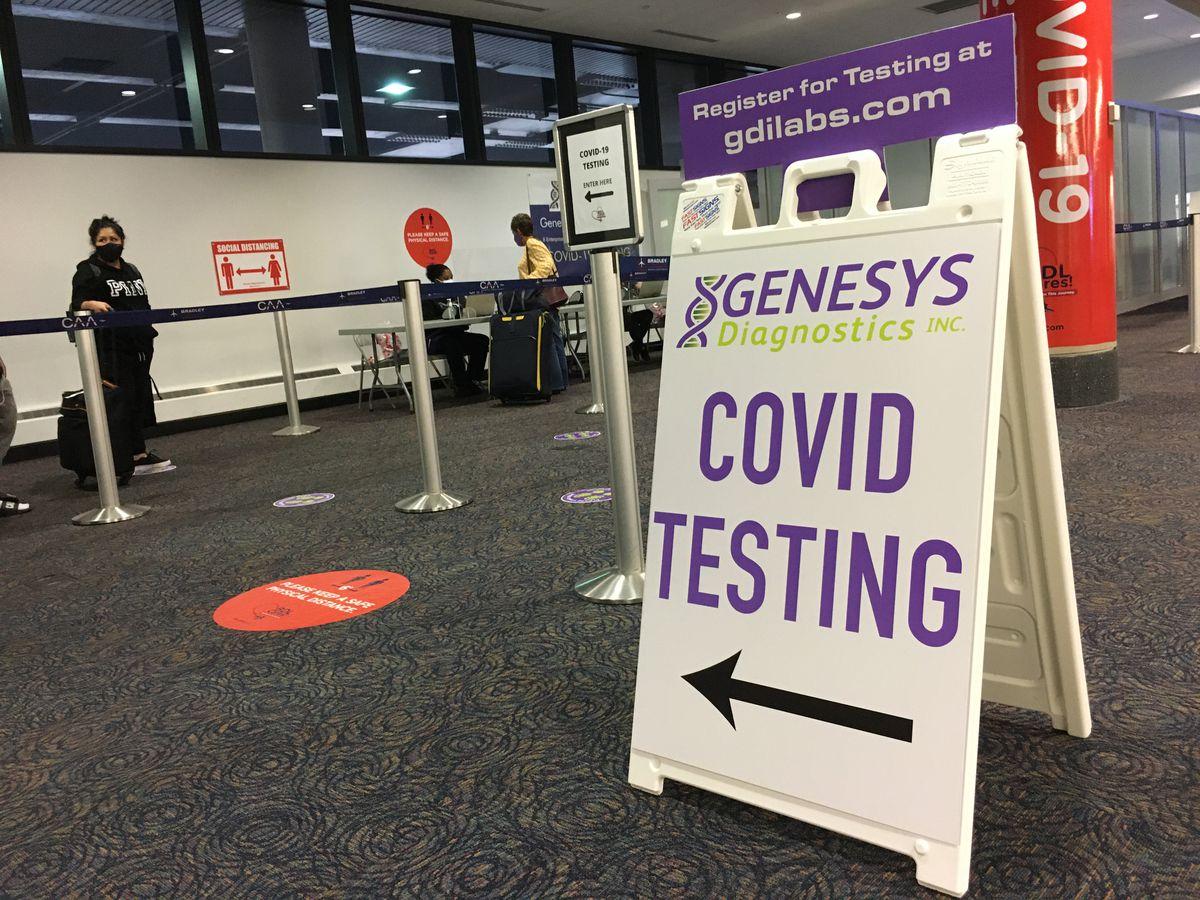 Pembatasan COVID Connecticut untuk siapa saja yang bepergian dari negara bagian lain